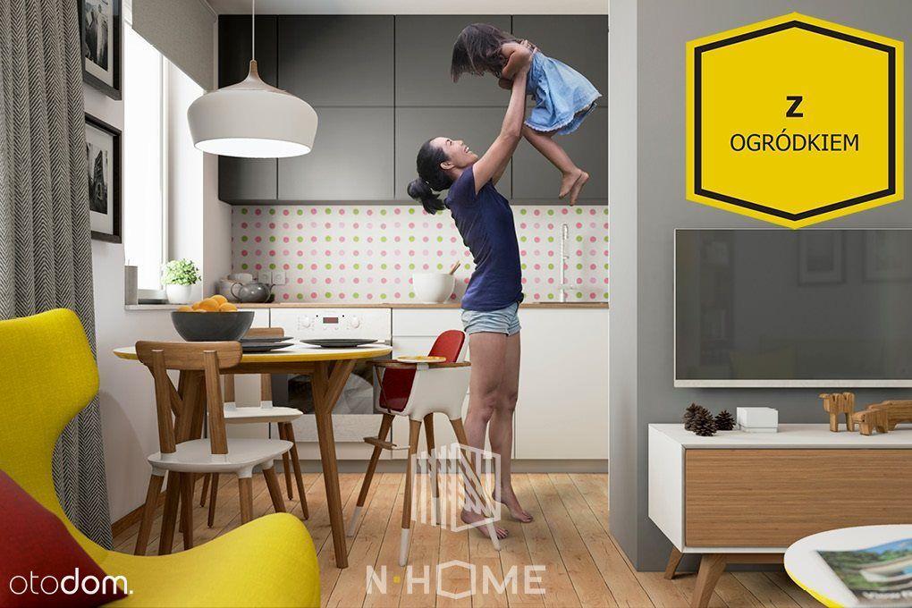 Rodzinne Mieszkanie Z Ogrodem / Tramwaj Do Centrum