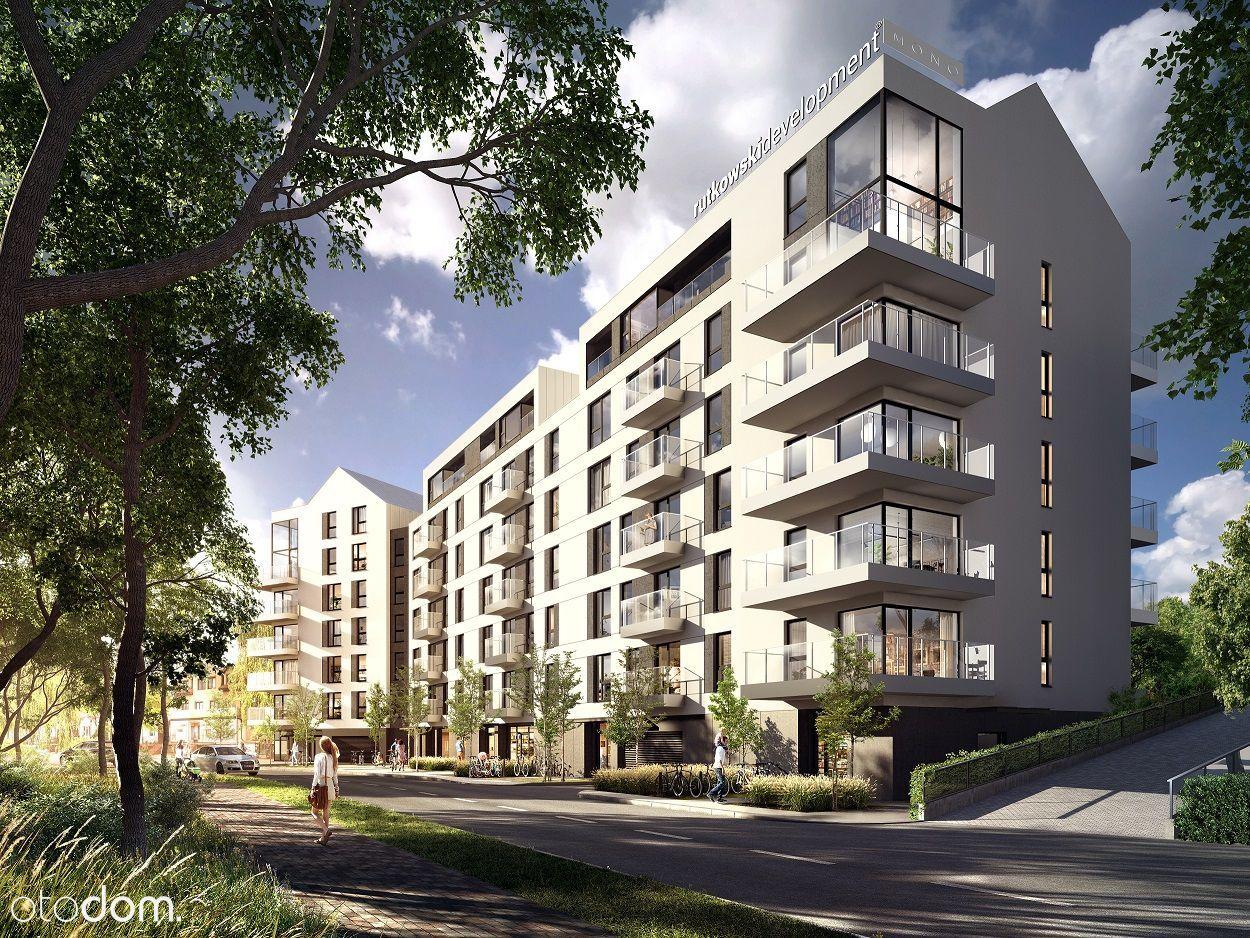 Mono Apartamenty | lokal użytkowy U3