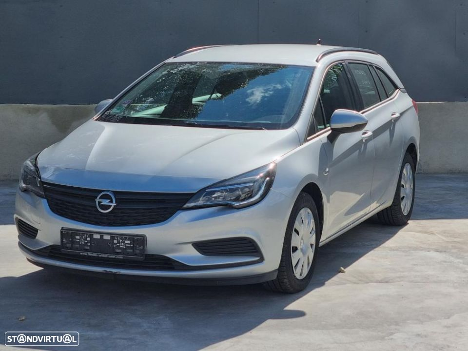 Opel Astra Sports Tourer 1.6 CDTi Selection S/S - 24
