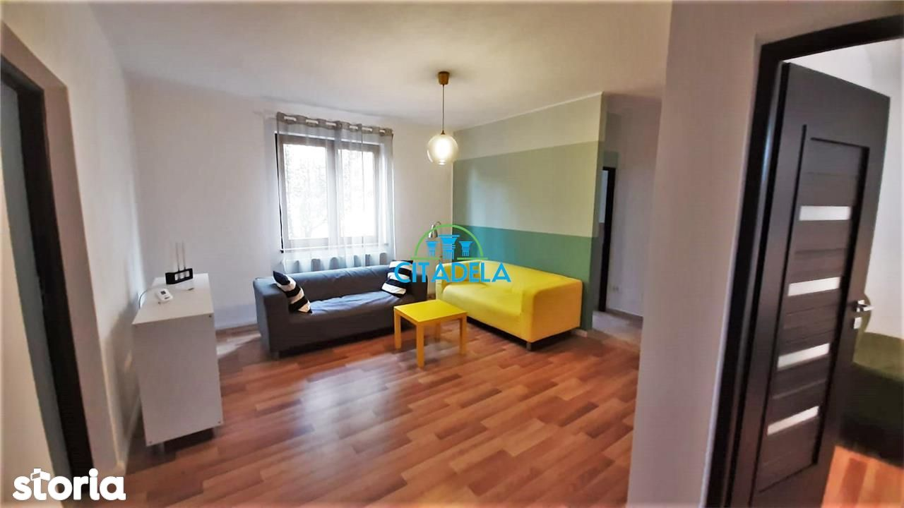 Apartament  de vanzare 3 camere,bloc nou, Centru, Alba Iulia
