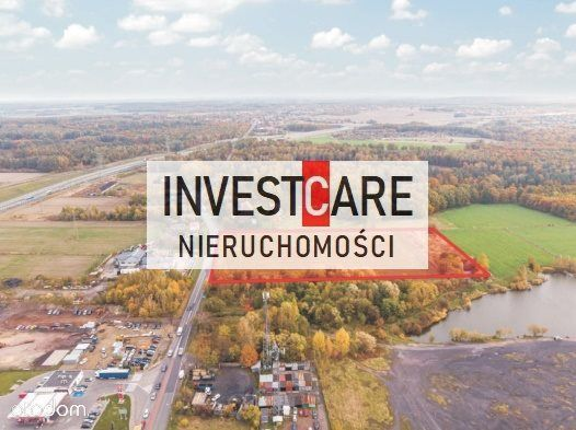 Działka, 30 773 m², Wieszowa