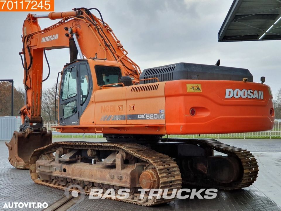 Doosan DX520 LC From first owner - 2