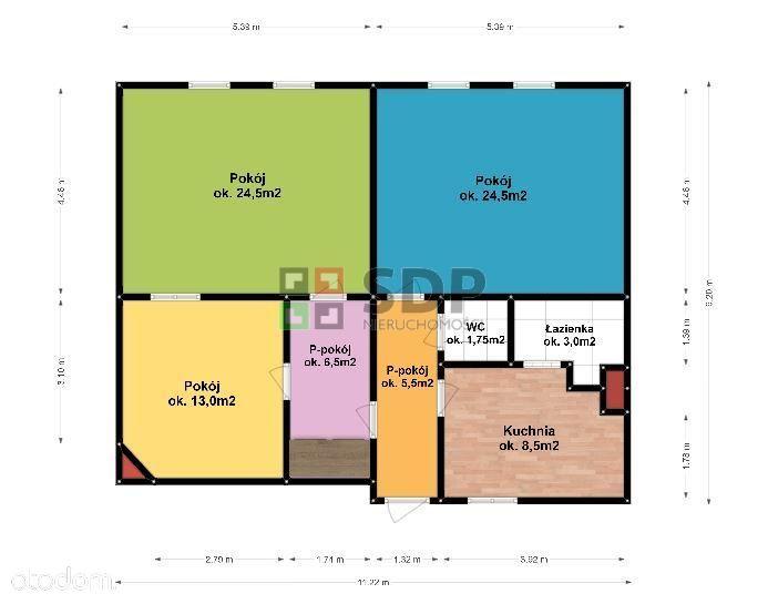 Mieszkanie dla inwestora na płycie rynku