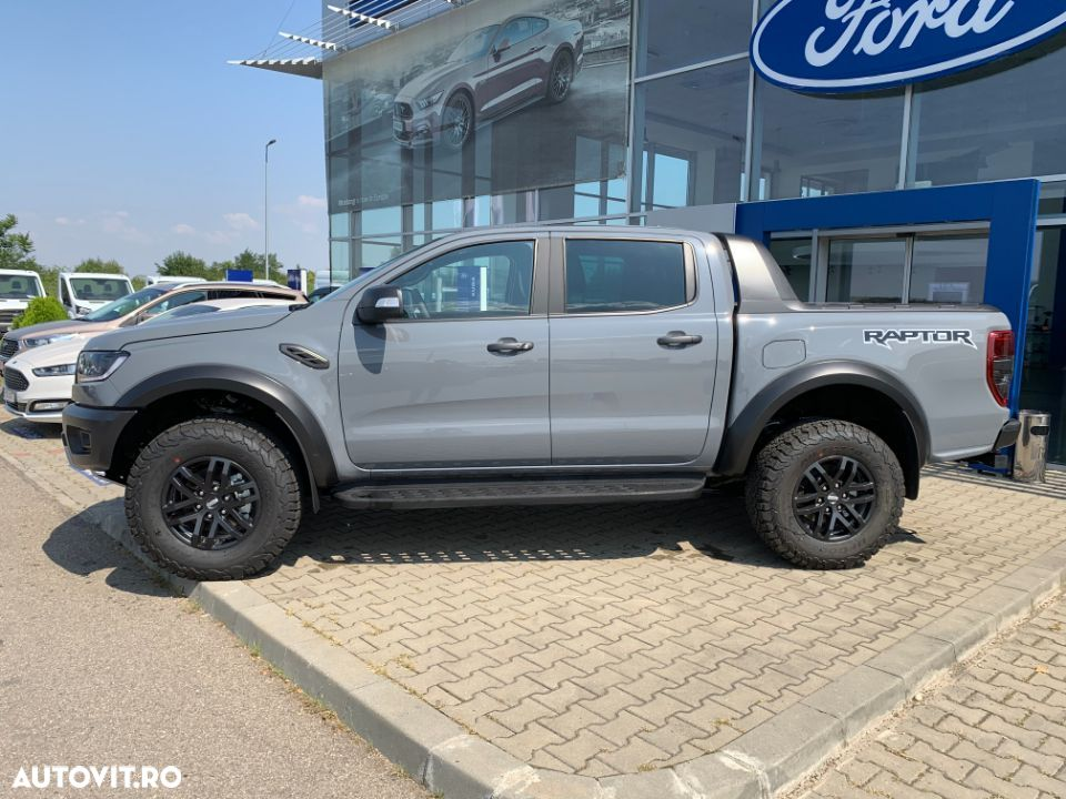 Ford Ranger Pick-Up - 1
