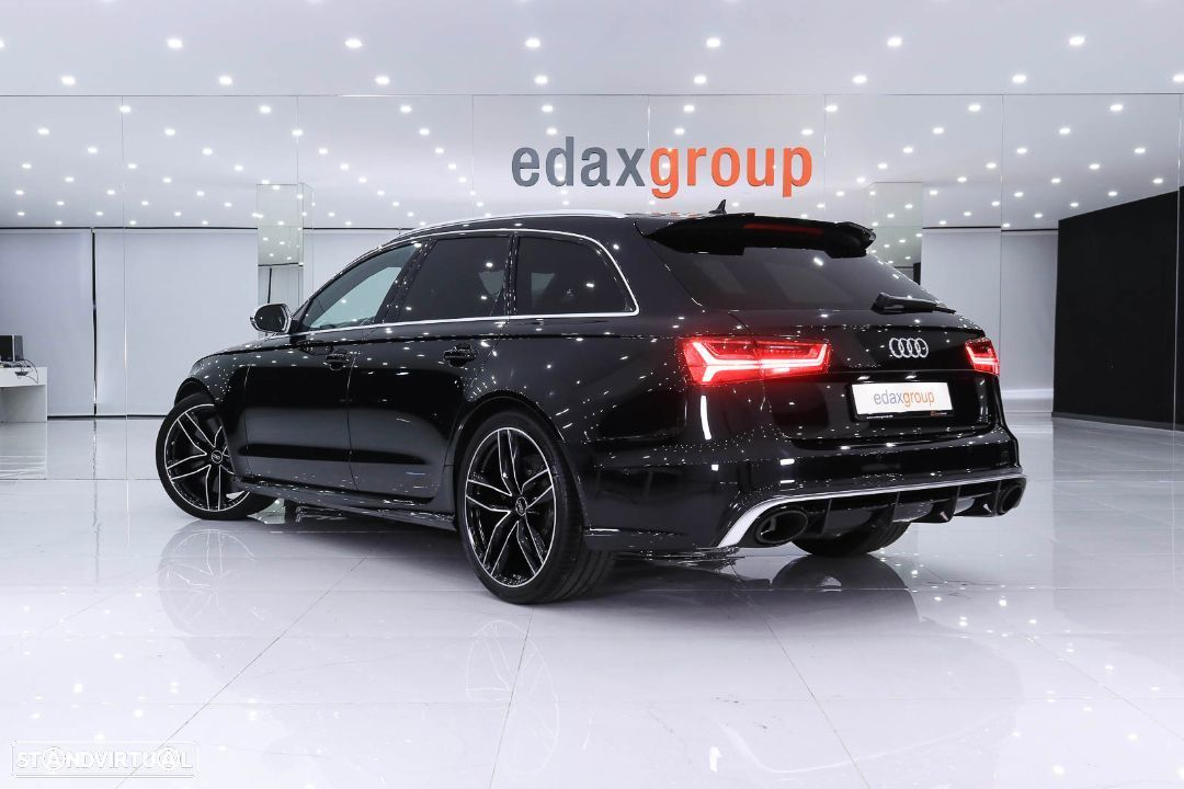 Audi RS6 A 4.0 TFSi Plus quattro Tiptronic - 5