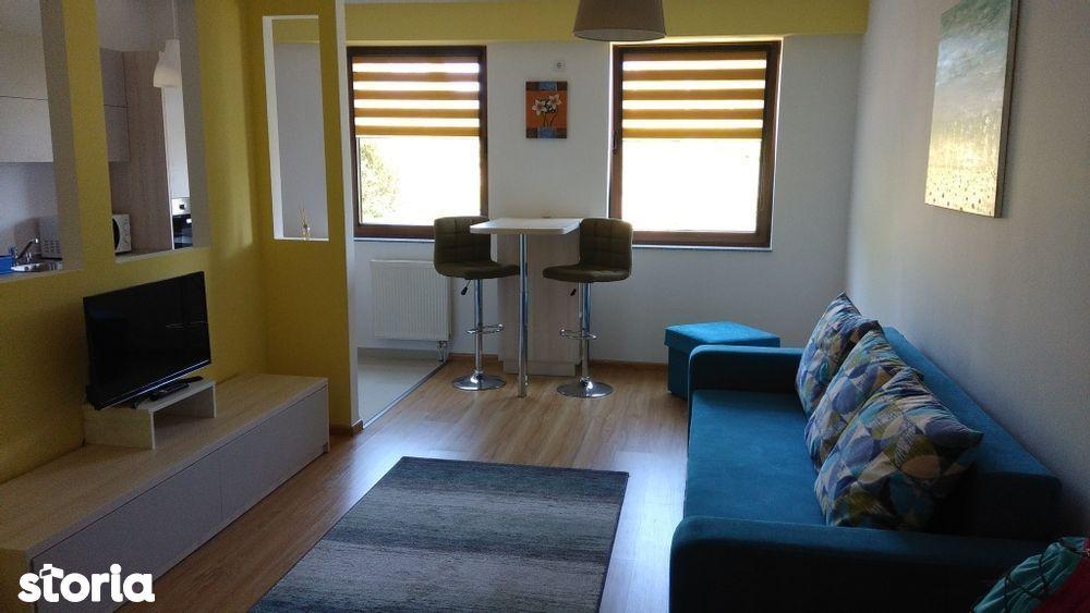 Garsoniera, Season Residence, zona Prund-Schei - cod 4015