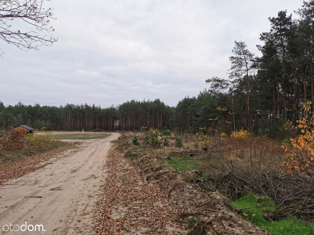 Działka pod inwestycje, powiat wołomiński 1,0835ha