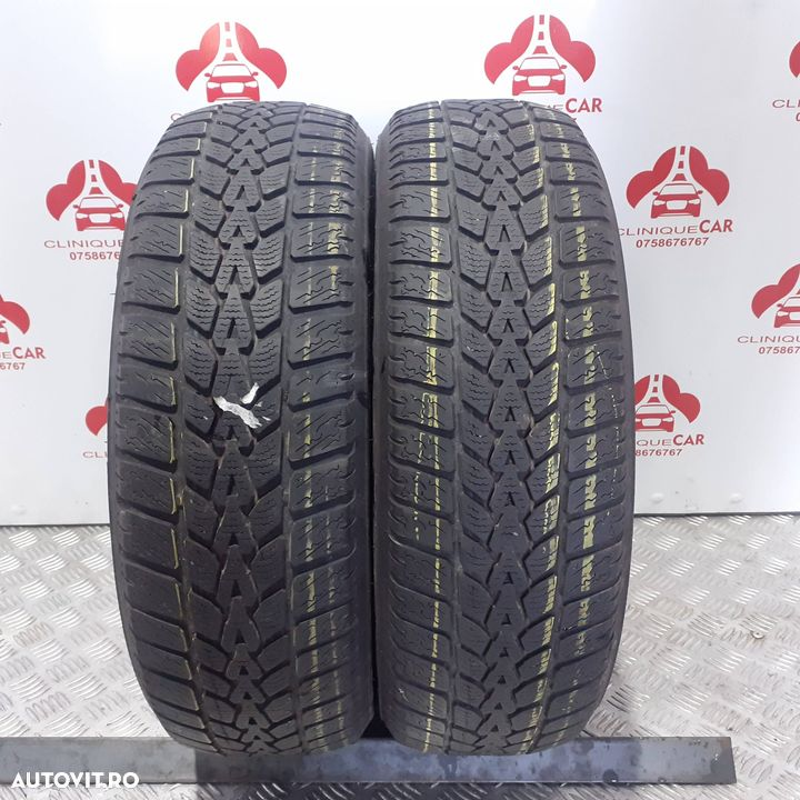 Anvelope Second-Hand 175/65/R15 84T DUNLOP - 2