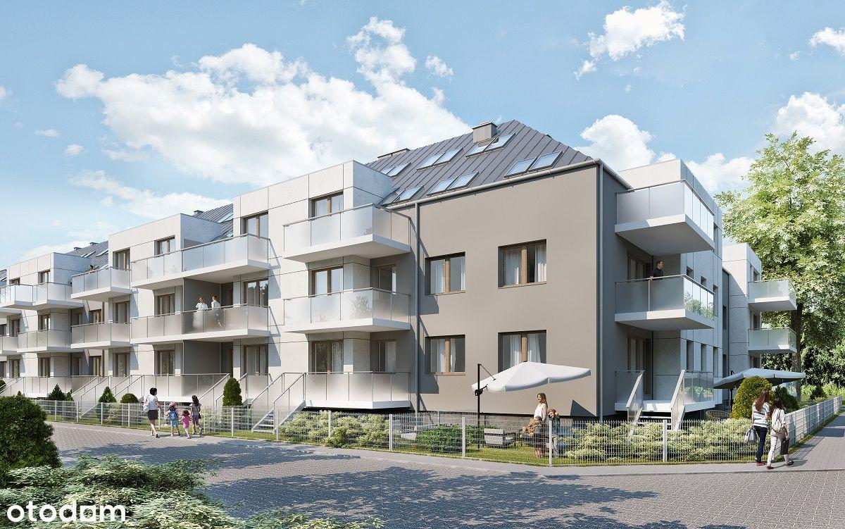 Przestronne mieszkanie na Maślicach