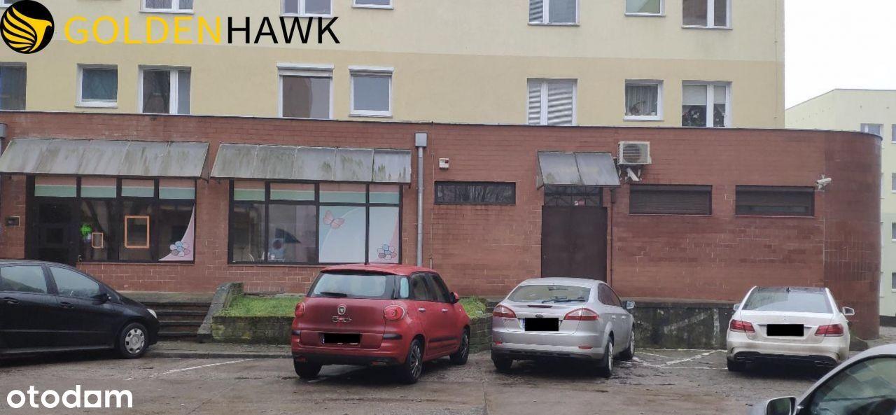 Lokal użytkowy, 188 m², Szczecin