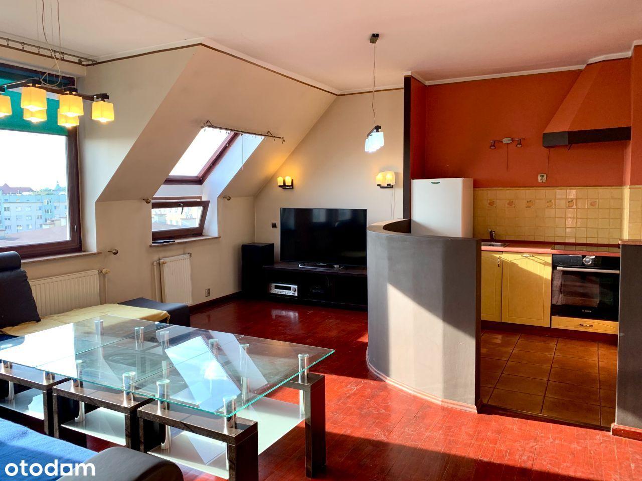 3 pokoje, R. Traugutta, cegła, 2 balkony