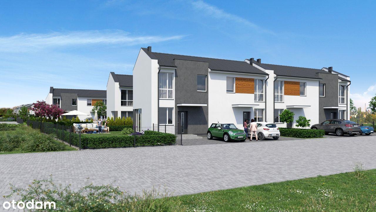 Mieszkanie przyjazne rodzinne 47.96m2 z ogrodem