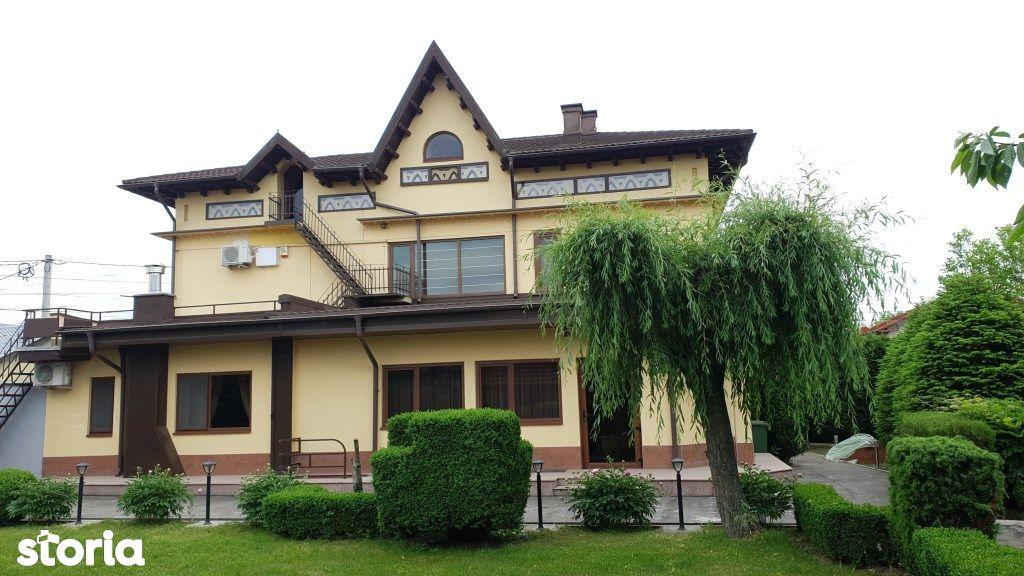 Vila de inchiriat in centrul orasului Baicoi