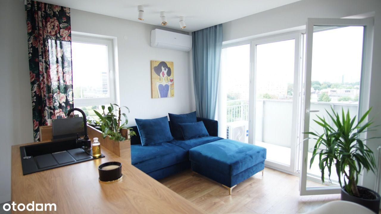 Na Wynajem piękne, mieszkanie z 2 balkonami