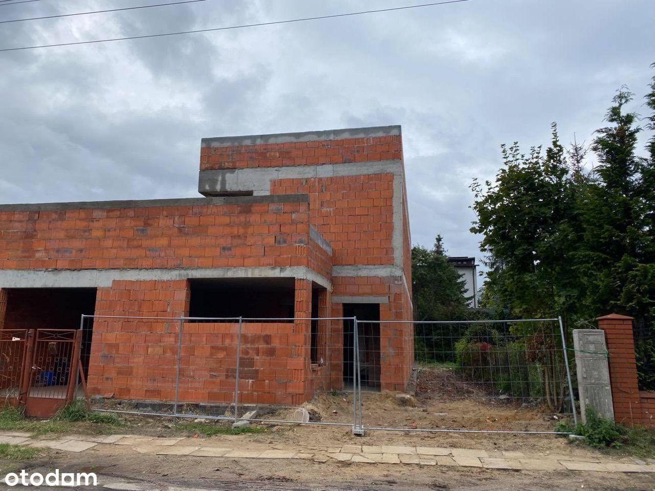 Sprzedam Nowy Dom 215m2 ,5 pokoi ,płaski dach Łódź