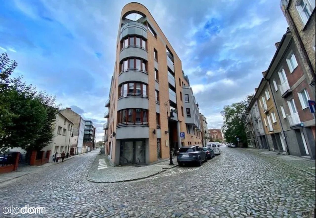 Lokal użytkowy Poznań Chwaliszewo 70m2 Czartoria