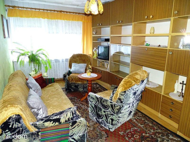 Mieszkanie w bloku na parterze w Centrum Leszna.