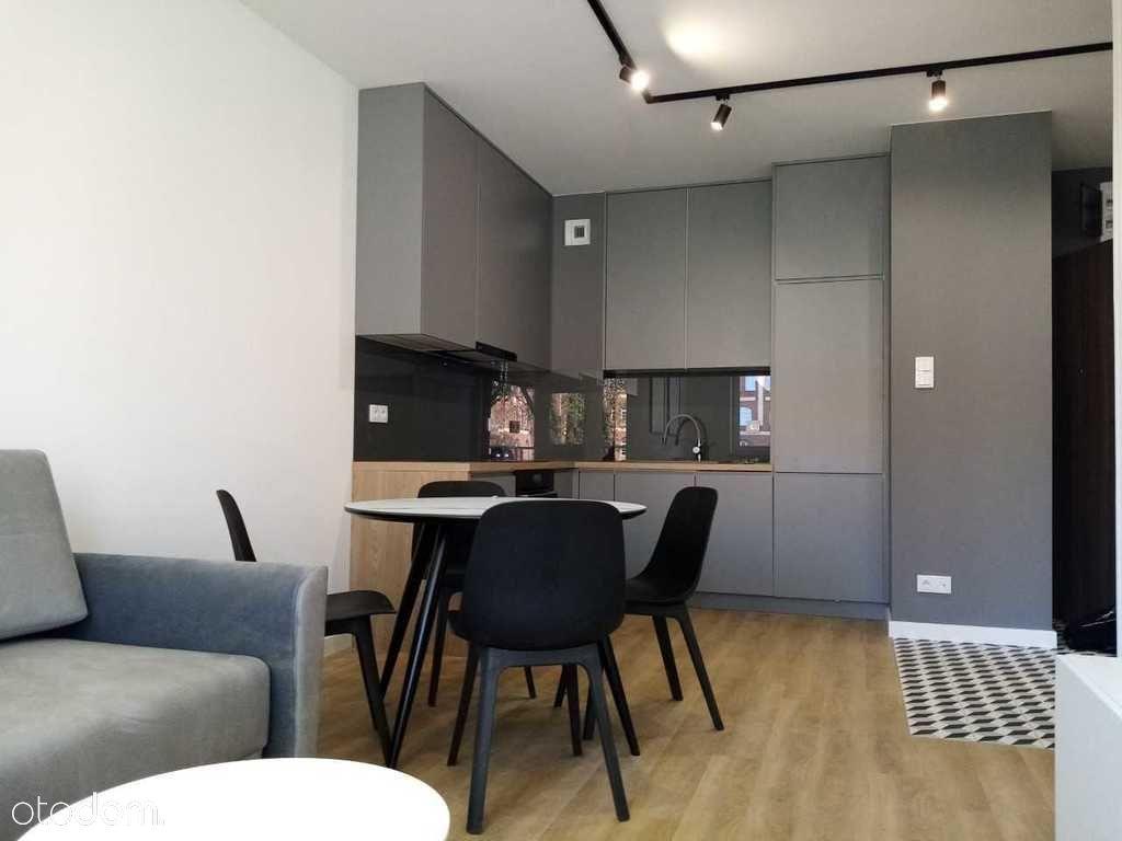 Nowy 2-pokojowy apartament z balkonem