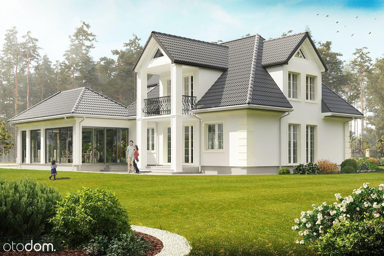 Piękny dom z prywatnym lasem pod Częstochową!