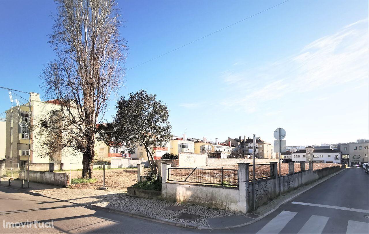 Terreno Urbano c/ PIP aprovado – Amadora Centro | Abc=15. 400m2