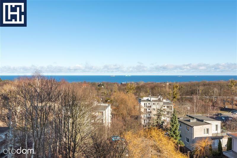 Sopot Kamienny Potok-panoramiczny widok na morze!!
