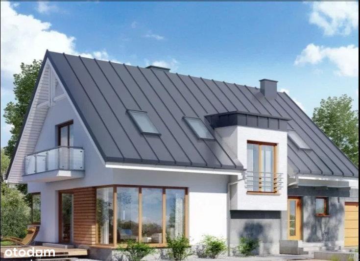 Przestronny dom ok.200m2 w malowniczym rejonie