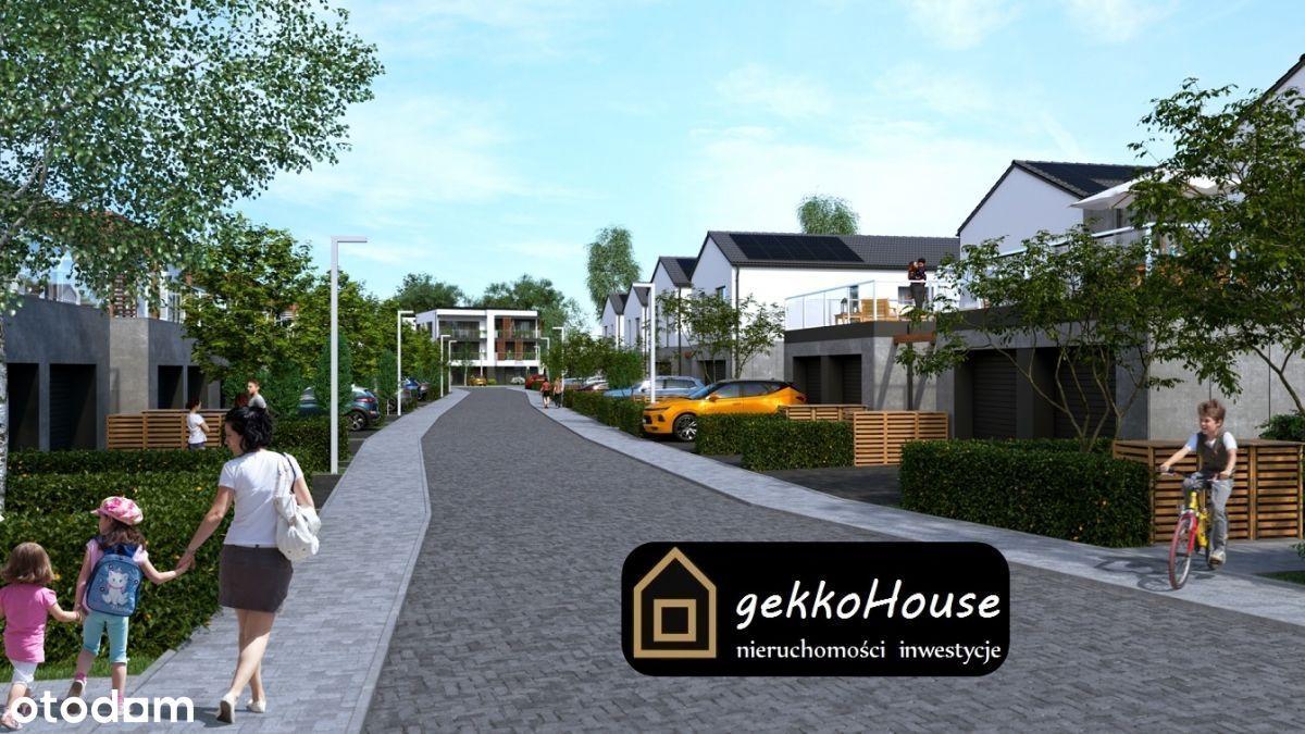 gekkoHouse - Dom Z Ogrodem