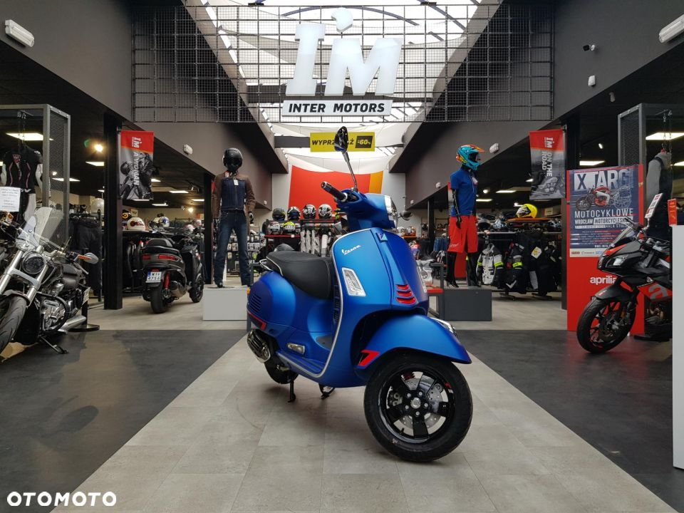 Vespa GTS Vespa GTS SuperSport 125 Liberty Motors Wrocław - 1