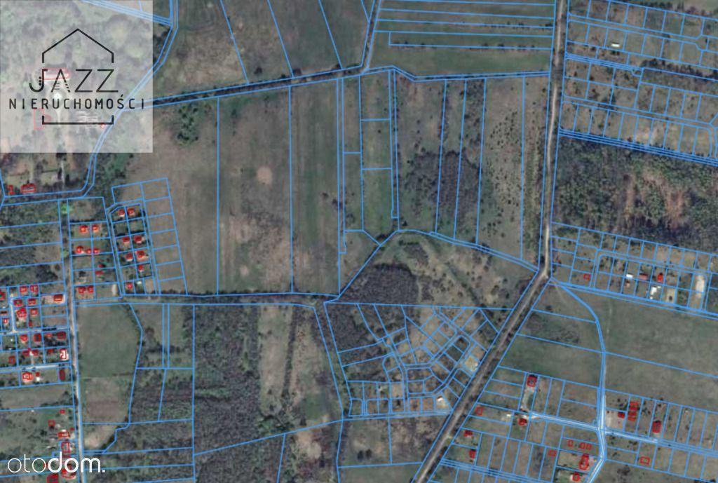 Sasino - Działka Rolna 3300m2 w pobliżu Pałacu