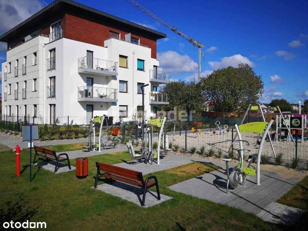 Mieszkanie 47m2+ balkon, na nowoczesnym osiedlu!