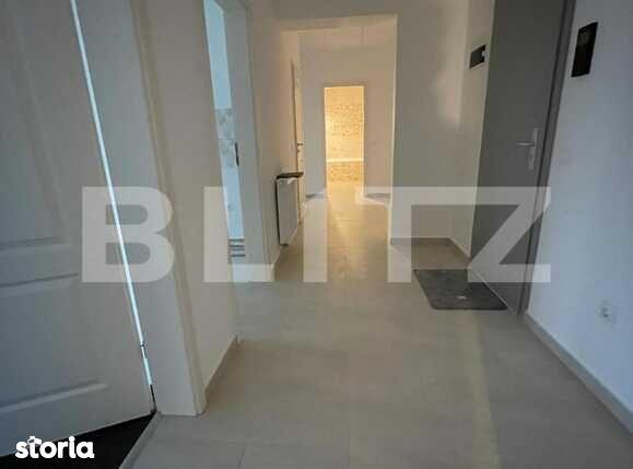 Apartament 3 camere nou nelocuit in cartierul Tractorul