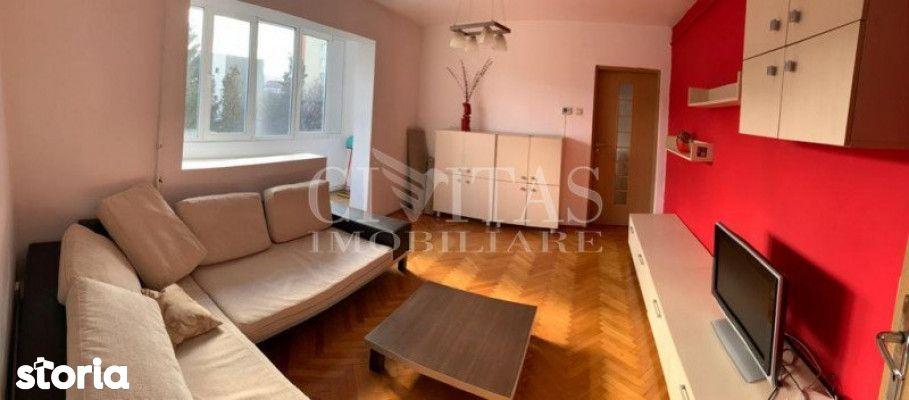 Apartament 3 camere, finisat modern, Gheorgheni, 67mp