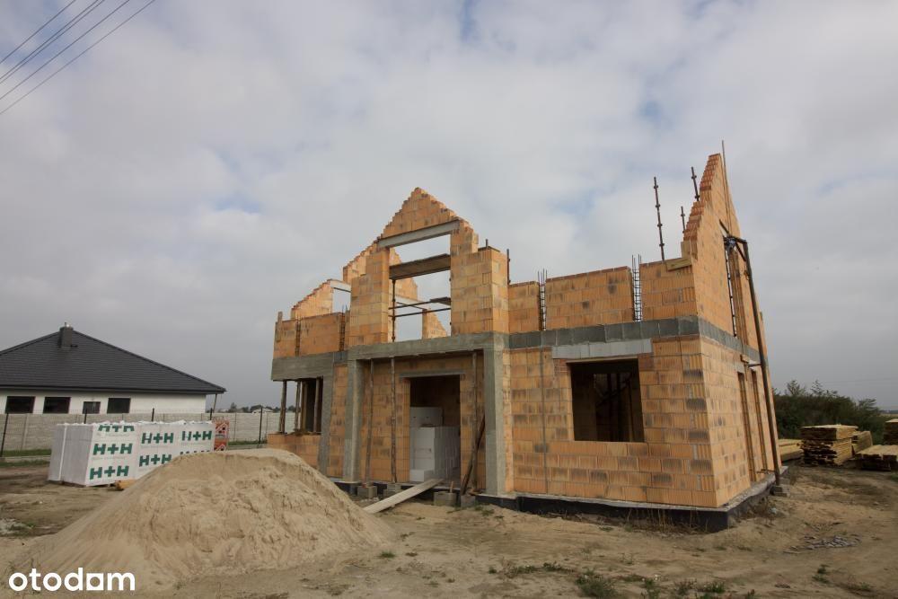 Dom, 158 m², Oborniki