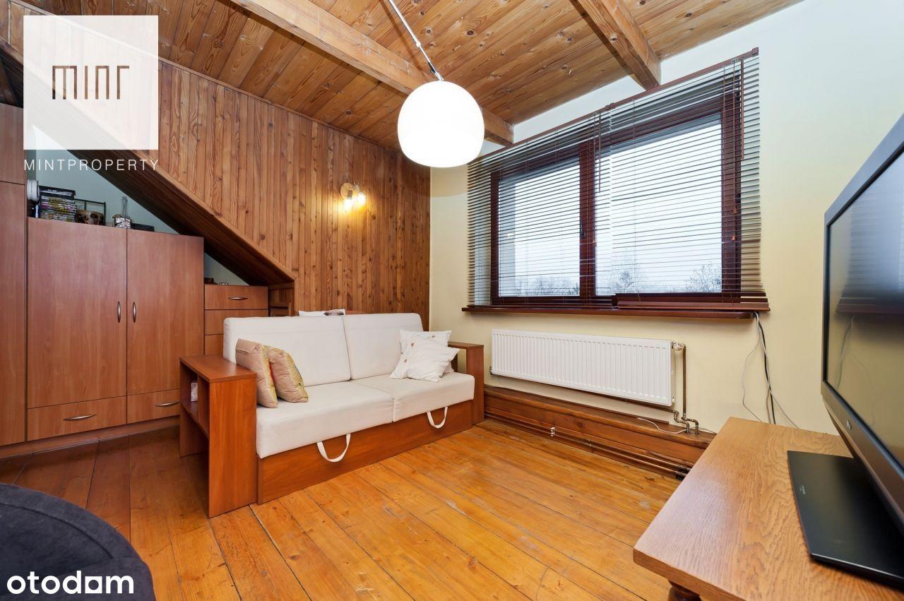 120 metrowe klimatyzowane mieszkanie na poddaszu