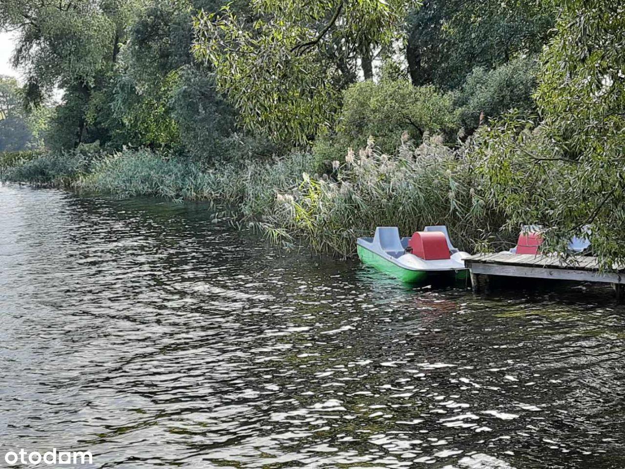 Działka z widokiem na jezioro ,Brodnicki Park Kraj