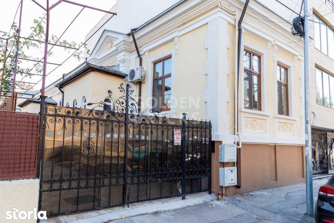 Dacia, Gradina Icoanei, Vila individuala renovata, 120mp utili