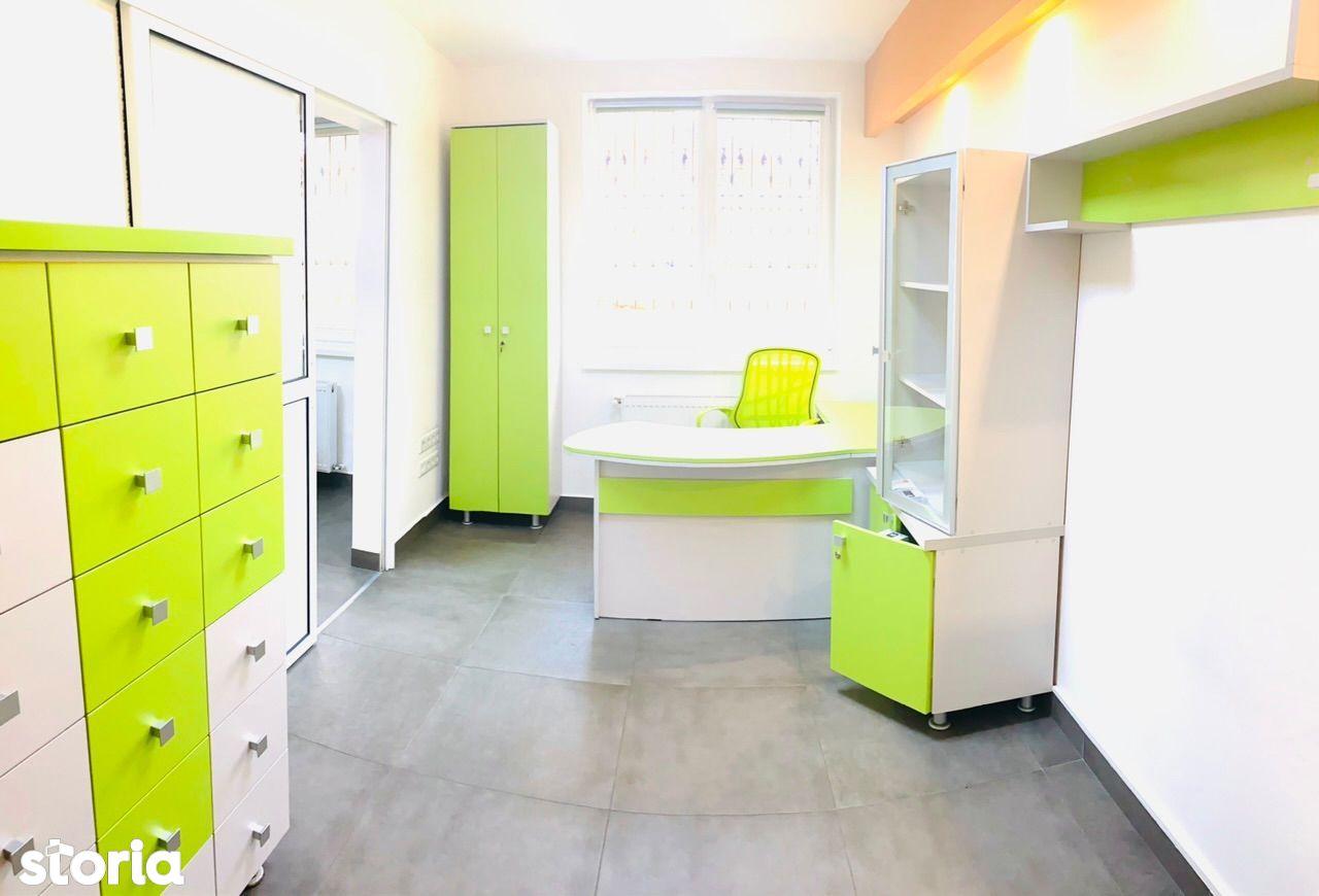 Zona Caragiale BLOC NOU apartament 3 camere finisat
