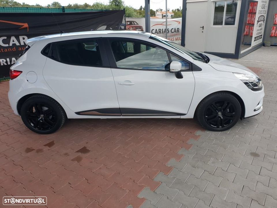 Renault Clio 1.5 Dci Limited SS - 5