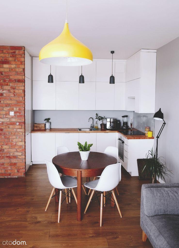 Gdańsk Morena - 2 pokoje + ogródek, dobry design