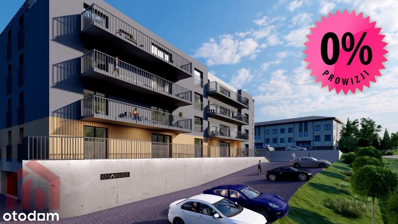 Nowa Inwestycja: 2-pokojowe II piętro Pobitno