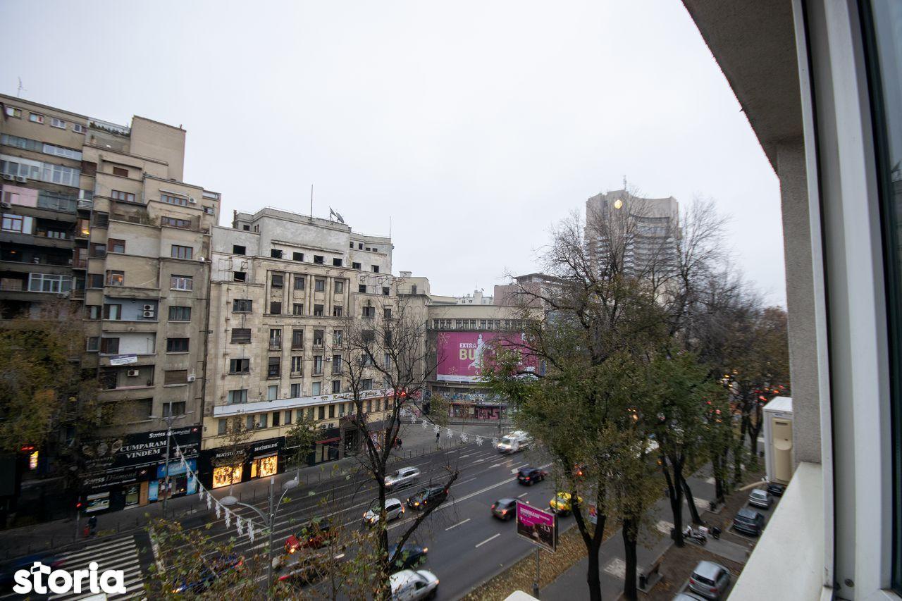 Apartament 3-4 Cam Universitate/N.Balcescu