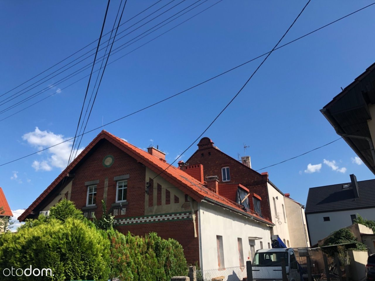 Kamienica z czterema mieszkaniami/Opole Groszowice