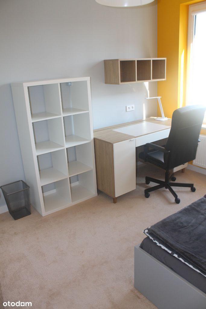 Komfortowy pokój jednoosobowy w pięknym mieszkaniu