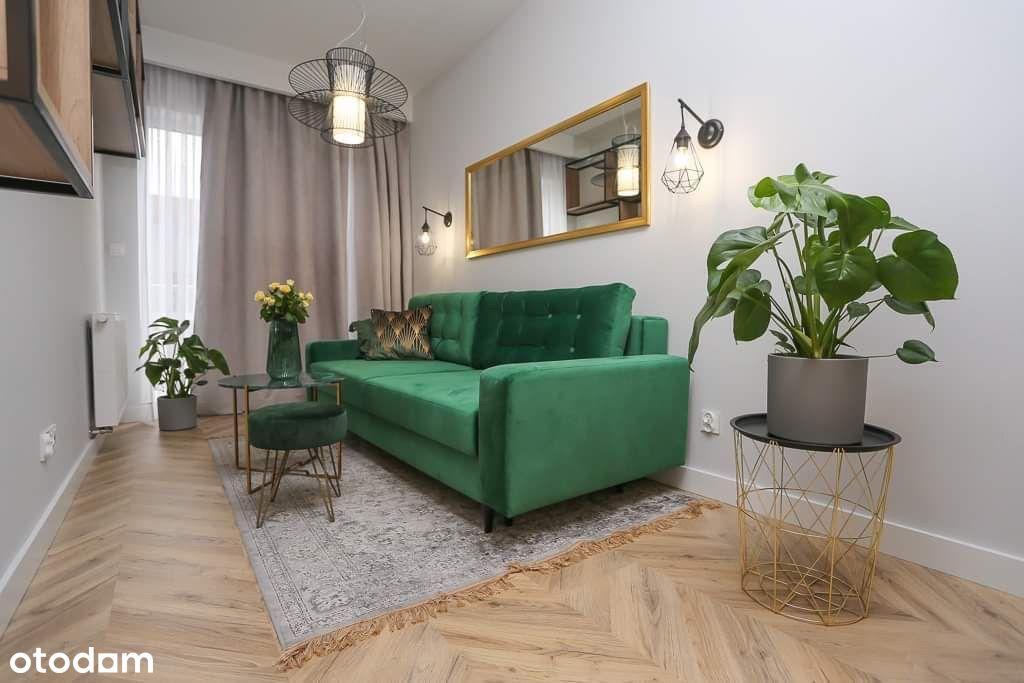 Nowoczesne mieszkanie w wysokim standardzie