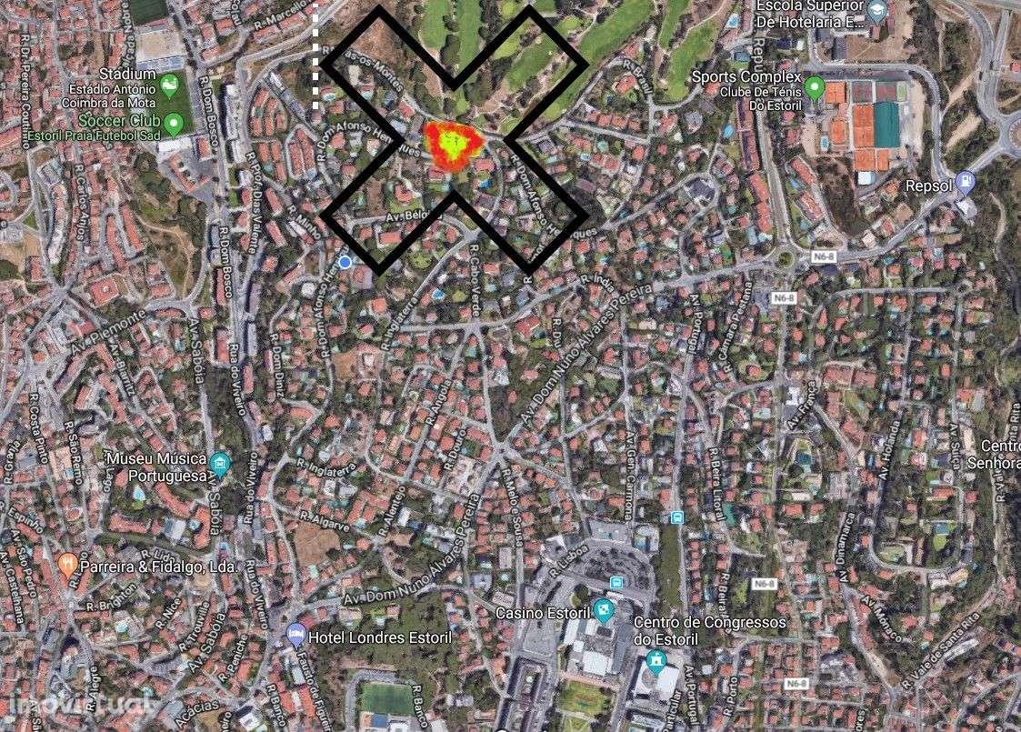 Terreno para comprar, Rua Dom Afonso Henriques, Cascais e Estoril - Foto 4
