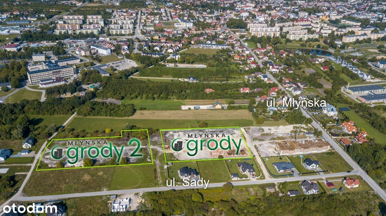 Młyńska Ogrody 2 - Nowe Osiedle w Busku-Zdroju!