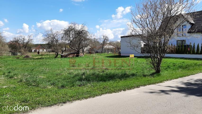 Działka, 700 m², Serokomla