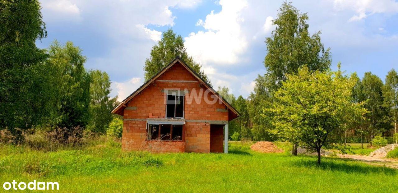 Dom, 120 m², Chocianowiec