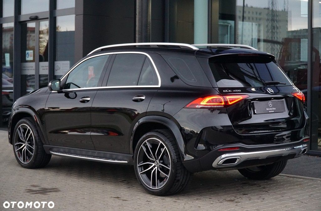 Mercedes-Benz GLE 450 4M AMG Off-Road PanoDach Ambient Burmester LED - 6