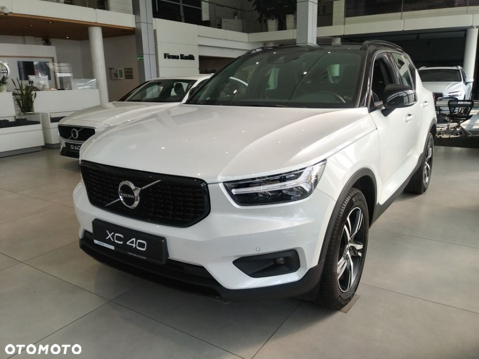 Volvo XC 40 D3 150KM 8AT R Design - 6